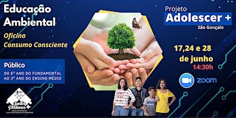 Oficina Educação Ambiental entradas