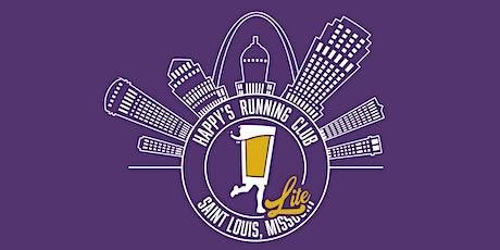 Happy's Running Club St. Louis, LITE: 6/22/2021 tickets