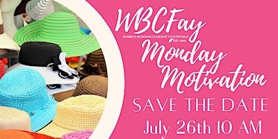 Monday Motivation | July Save The Date