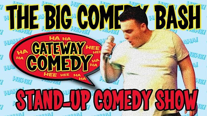 Bobby's Big Comedy Bash image