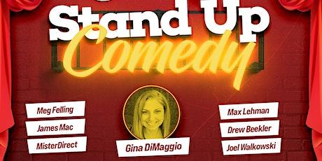 Comedy Night at Mulligans in Hoboken tickets