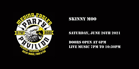 Party in the Pavilion - Skinny Moo tickets