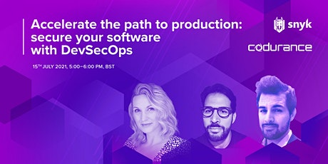 Accelerate the path to production:secure your software with DevSecOps tickets