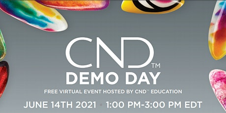 CND Demo Day with Premier Nail Source tickets