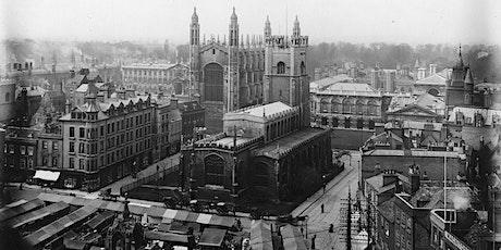Cambridge Talks: A Chronicle of an English University City tickets