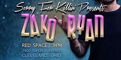 Zako Ryan & Friends: Cleveland, OH tickets