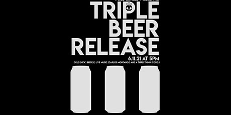 Full Circle Presents: Triple Beer Release tickets