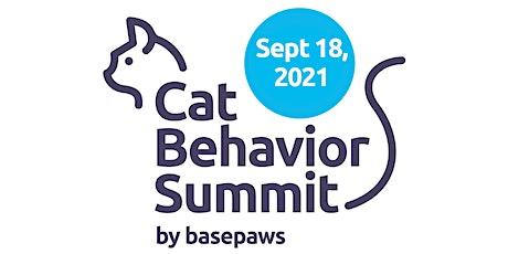 Cat Behavior Summit 2021 biglietti