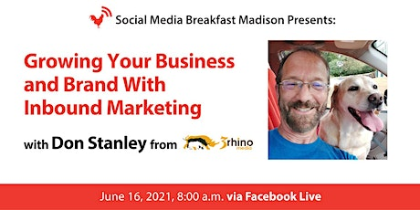 Growing Your Business & Brand With Inbound Marketing tickets
