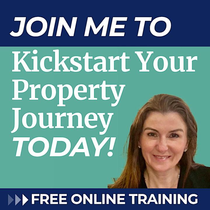 Property Investing Kick Start: FREE Online Property Investment Training image