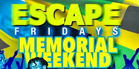 Escape Fridays. Friday Night After Party tickets