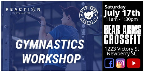 Gymnastics Workshop tickets