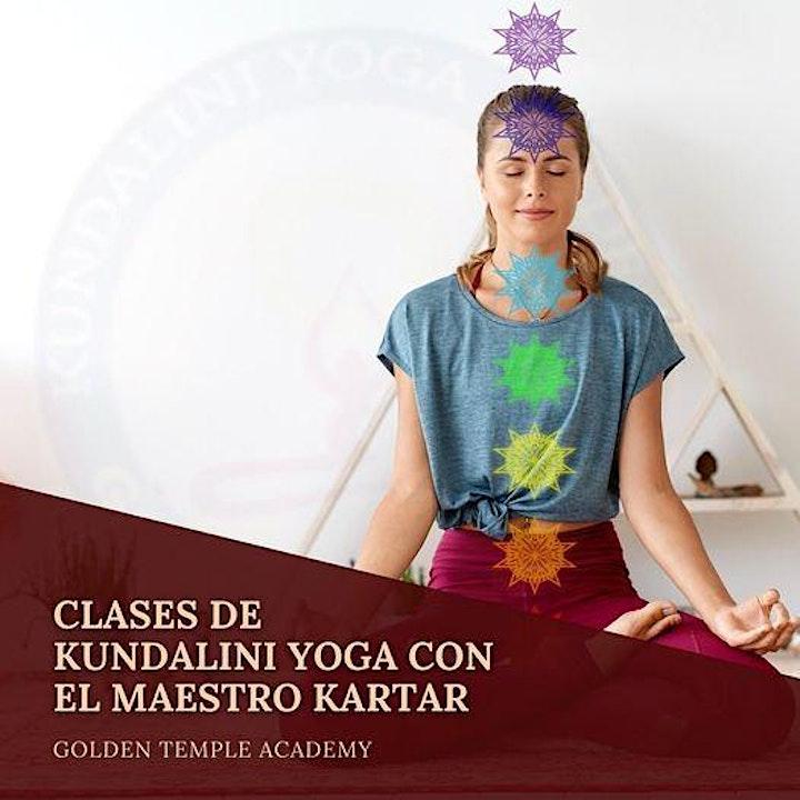Imagen de Kundalini Yoga Experience con Maestro Kartar (Clases Septiembre 2021)