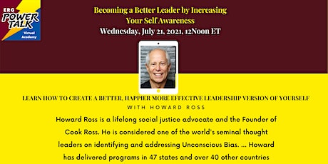 Becoming a Better Leader by Increasing Your Self Awareness tickets