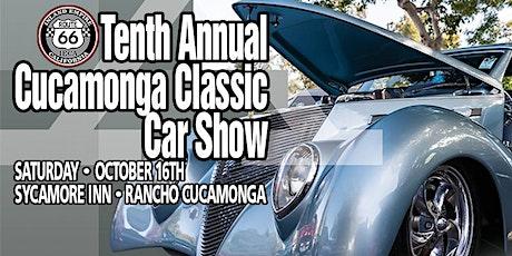 10th Annual Cucamonga Classic Car Show tickets