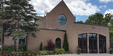 St Ignatius Loyola Church  June 2021 Communion Services tickets