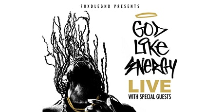 FOXDLEGND: God Like Energy Live at The Mousetrap w/Special Guests tickets