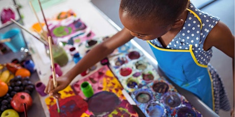 July ARTistic Expressions Ages 5-7 tickets