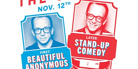 Chris Gethard - America's Loosest Cannon Tour (Combination Ticket) tickets