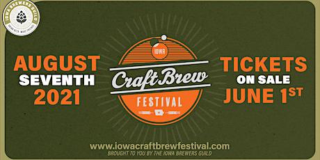 Iowa Craft Brew Festival tickets