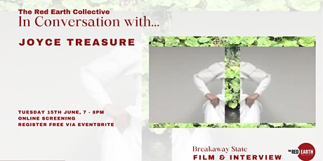 The Red Earth Collective in Conversation with Joyce Treasure tickets