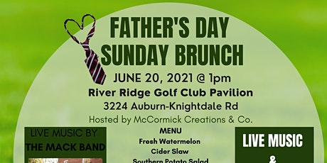 Father's Day Sunday Brunch w/Live Music tickets