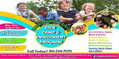 Kids Summer Camp , VBS Fusion, Enrichment Program, Academic Tutoring tickets