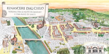 Passeggiata culturale con Verona Minor Hierusalem tickets