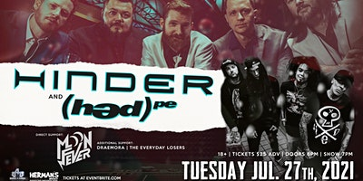 HINDER with(hed)P.E.
