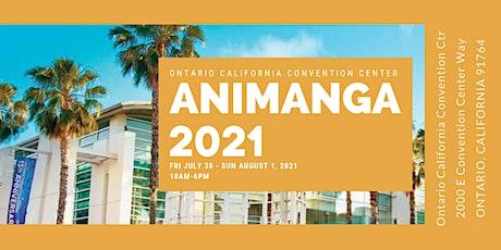 Animanga: Ontario, California 2021 tickets