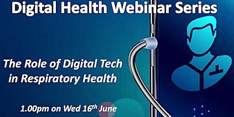 Digital Health Engagement Webinar  Series tickets