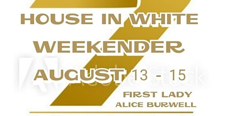 SMB HOUSE IN WHITE WEEKENDER SEVENTH  ANNIVERSARY tickets