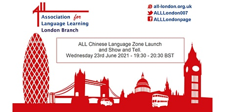 ALL Chinese Language Zone Launch and Show & Tell tickets