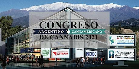 Congreso de Cannabis 2021 (Argentina) entradas