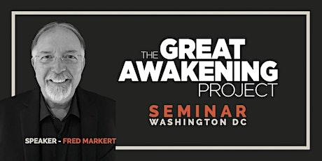 The Great Awakening Project Seminar tickets