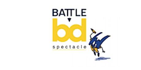 QUINCENA DEL CÓMIC | Battle BD – Batalla de cómic entradas