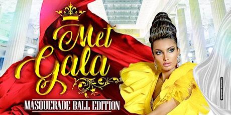 MET GALA, MASQUERADE BALL EDITION tickets