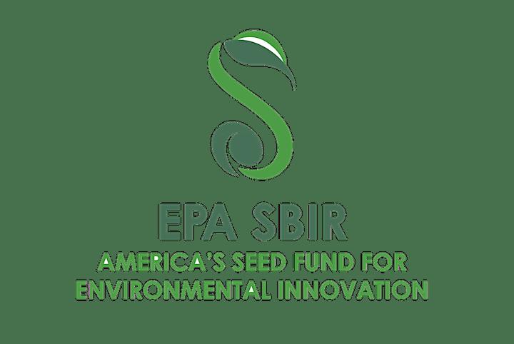 U.S. EPA: 2021-2022 Small Business Innovation Research Information Webinar image
