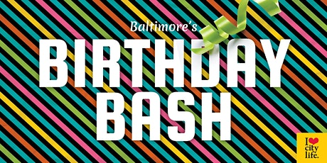 Baltimore's Birthday Bash 2021 tickets