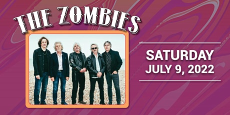 The Zombies tickets