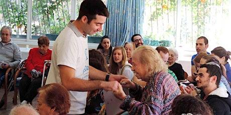JLM: Kabbalat Shabat with the elderly - קבלת שבת מוזיקלית עם קשישים tickets