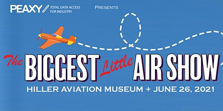 Biggest Little Air Show tickets