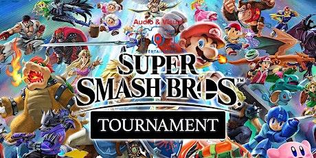 Super Smash Bros. Tournament tickets