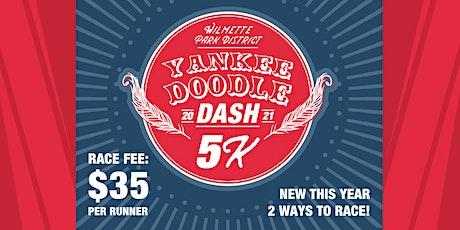 Yankee Doodle Dash 2021 tickets