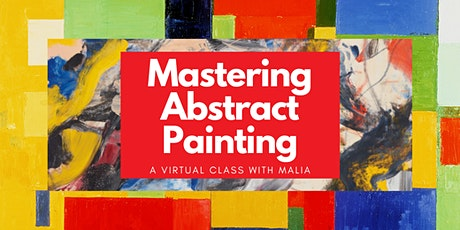 Mastering Abstract Painting tickets