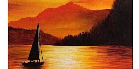 Sunset Sailing, Paint Night tickets