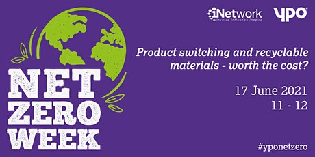 Product switching and recyclable materials - worth the cost? entradas