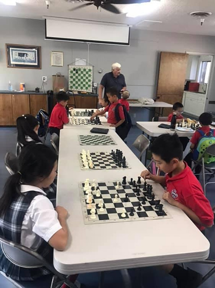 Los Altos Chess Camp (In-Person) image