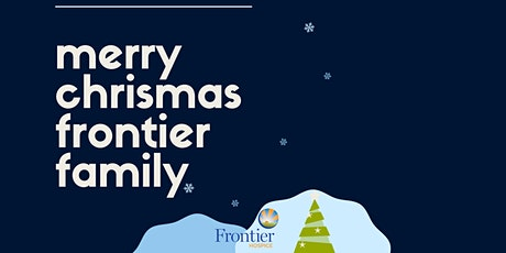Frontier Family Christmas in August tickets