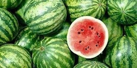 Watermelon Smash and RASTA Swag Sale tickets